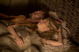 vikings-ragnar-lagertha casais mais sexy séries