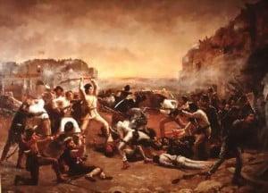 Alamo-battle