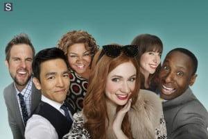 Selfie - Group Cast Promotional Photo_FULL