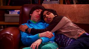 O 'bromance' de Howard e Raj