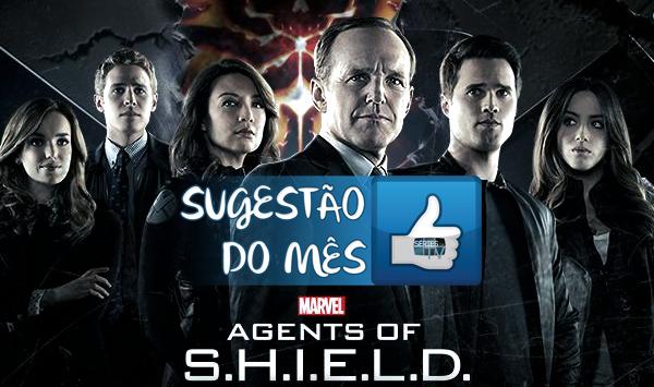 sugestão mês agents shield
