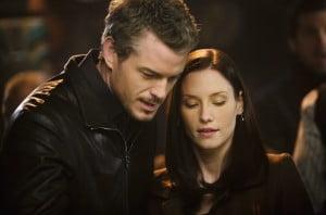 Dr. Mark Sloan et Dr. Lexie Grey -1
