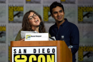 "Comic-Con International 2015 - Inside ""The Big Bang Theory"" Writer's Room"
