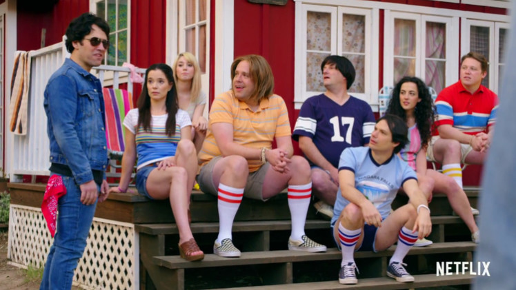 Wet Hot American Summer Pilot
