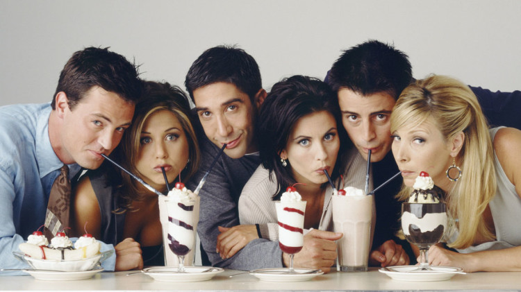 reunião friends hbo max