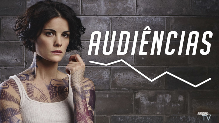 blindspot audiencias