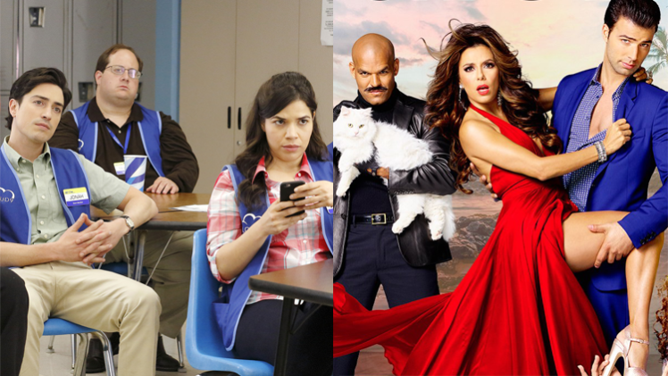 Superstore&telenovela