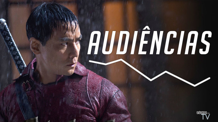 into the badlands audiencias