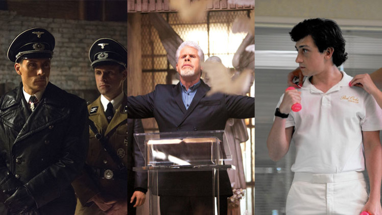 The Man In the High Castle, Red Oaks e Hand of God renovadas