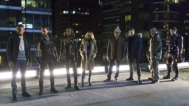Legends of Tomorrow, Pilot, part 1