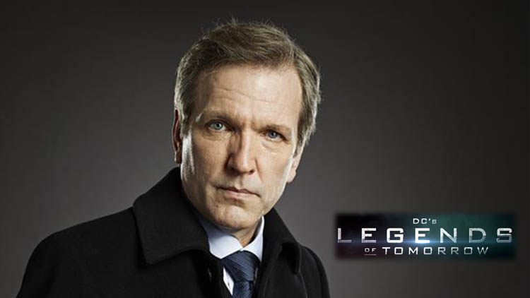 Martin Donovan será Time Master Druce em Legends of ...