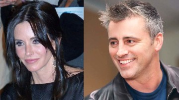 Courteney Cox_ Matt LeBlanc