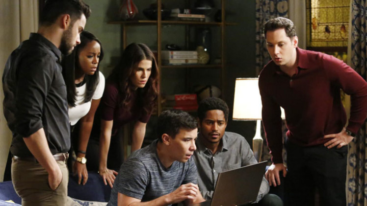 How to Get Away with Murder – 02×15 – Anna Mae