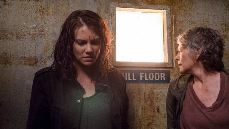 The Walking Dead – 06x13 – The Same Boat