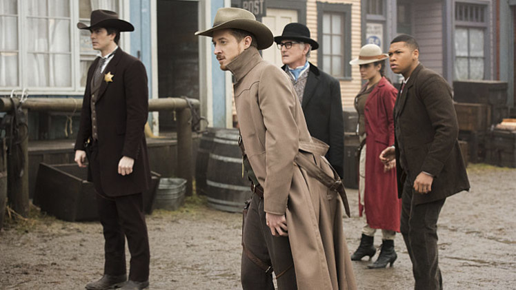 Legends of Tomorrow - 01x11 - The Magnificent Eight