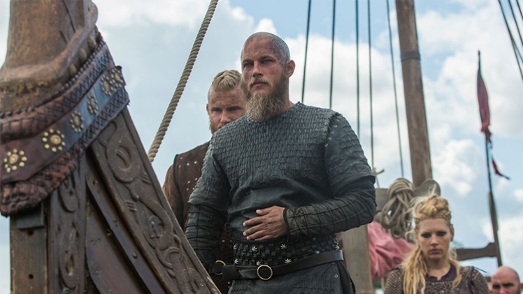 Vikings - Travis Fimmel