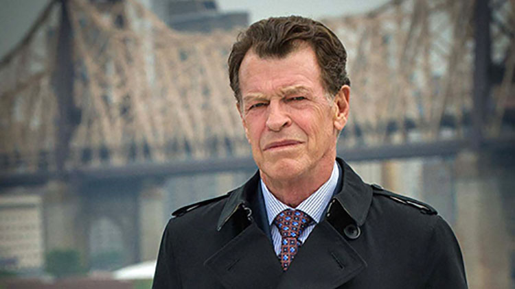 John Noble Deixa O Elenco Regular De Elementary Sries Da TV