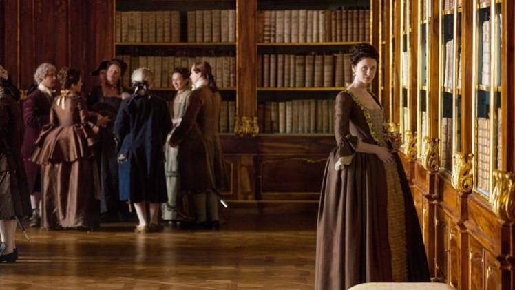 Outlander - 02x04 - La Dame Blanche