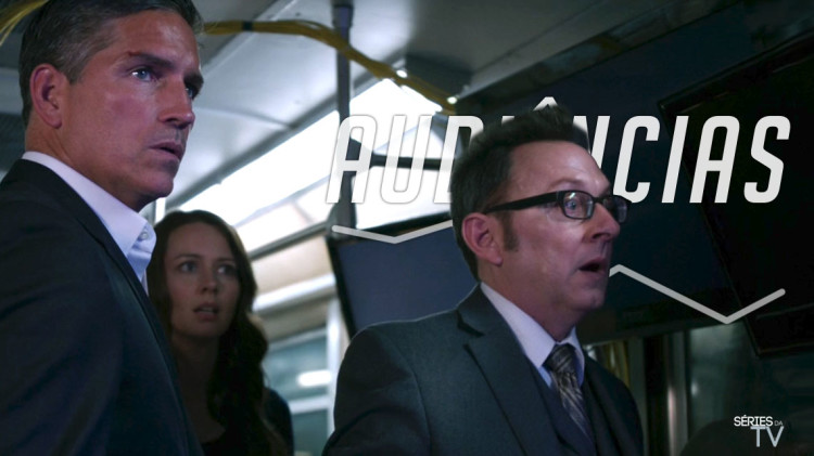 person of interest sdtv audiencias