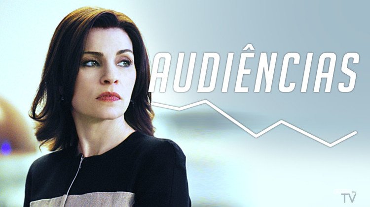 the good wife finale audiencias
