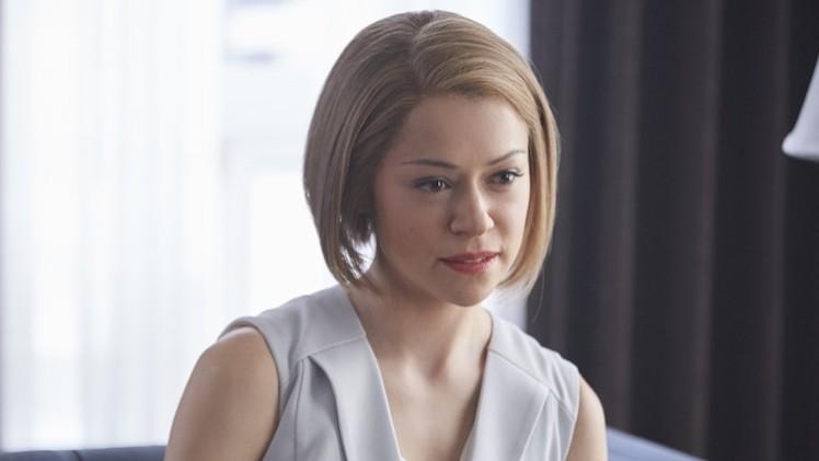 Rachel (TATIANA MASLANY)