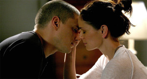 Prison Break Kiss