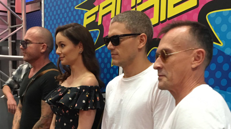 Prison Break SDCC