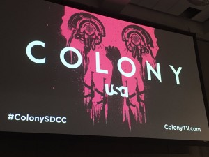 colony sdcc 2016