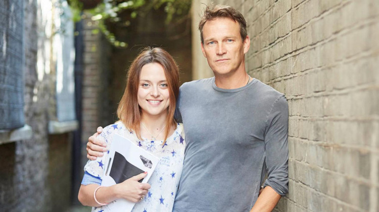 Stephen Moyer e Zoe Tapper