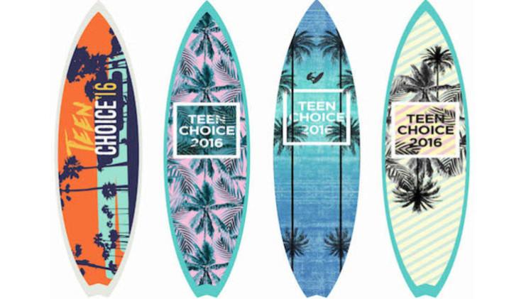 Teen Choice Awards 2016 Vencedores
