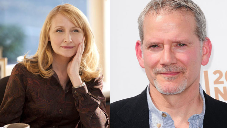 Patricia Clarkson + Campbell Scott
