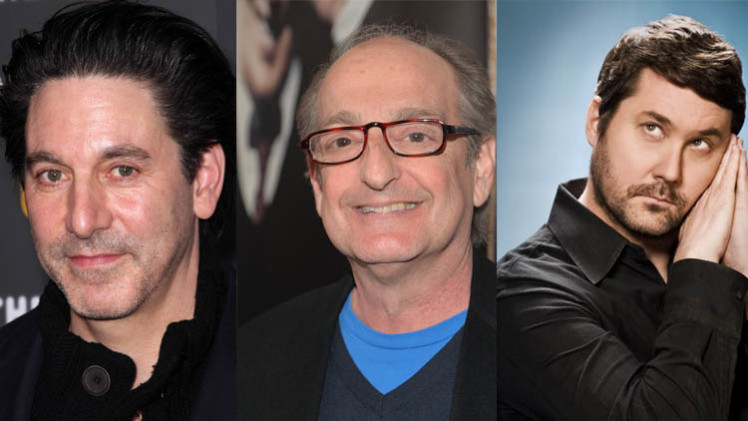 Scott Cohen, David Paymer e Doug Benson