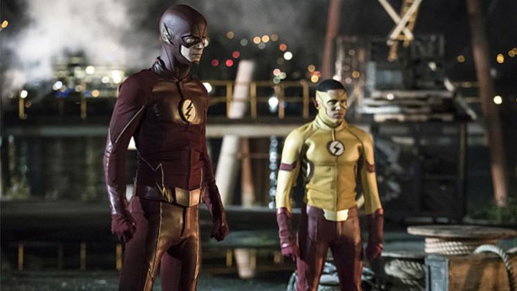 The Flash - 03 x 01
