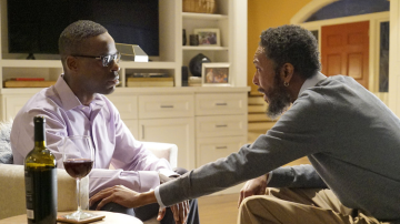 This is Us - Ron Cephas Jones and Sterling K