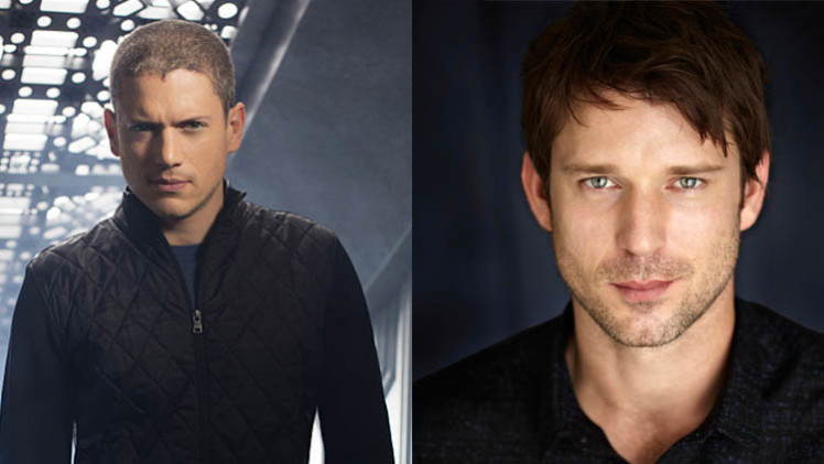 Wentworth Miller e Wil Traval