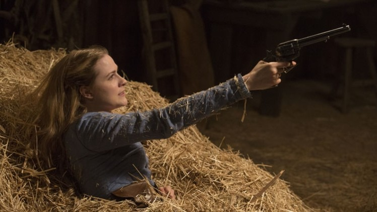 Westworld - 01x03 - The Stray