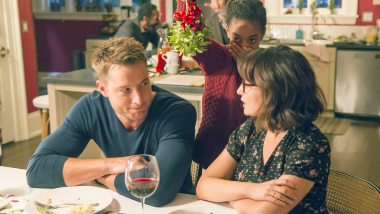 Justin Hartley, Milana Vayntrub, and Eris Baker - This is Us