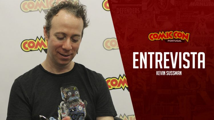 entrevista-kevin-sussman-comic-con-portugal