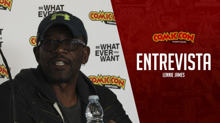 entrevista-lennie-james-comic-con-portugal