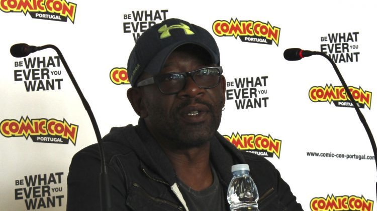 lennie-james-comic-con-portugal-conf