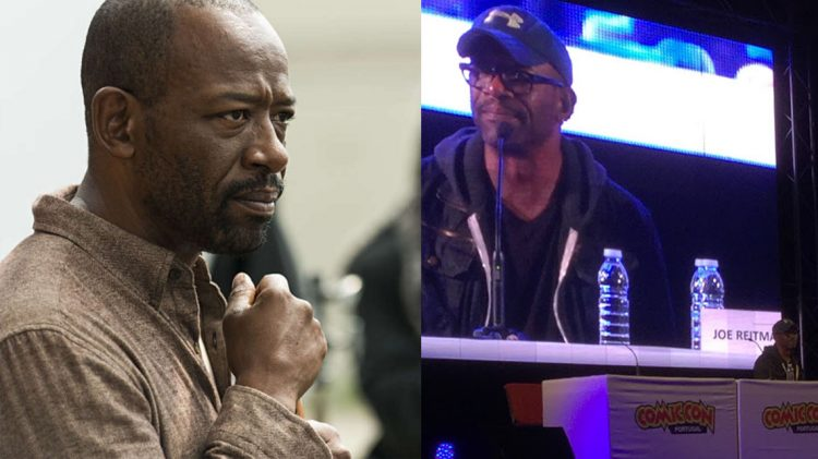 lennie-james-comic-con-portugal-painel