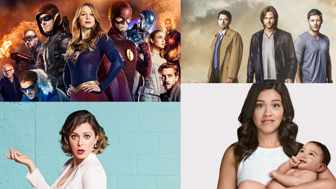 Arrow, Supergirl, Riverdale e as 10 séries renovadas pelas CW