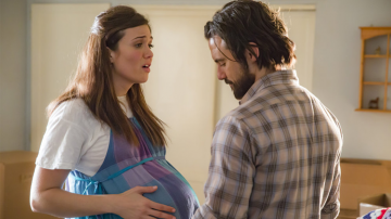 This is Us - Mandy Moore and Milo Ventimiglia