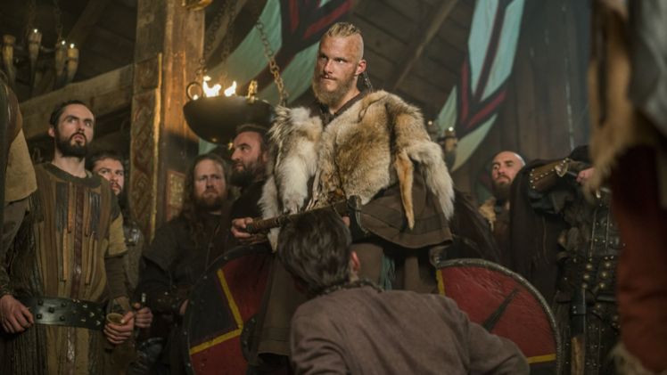 Vikings - Alexander Ludwig
