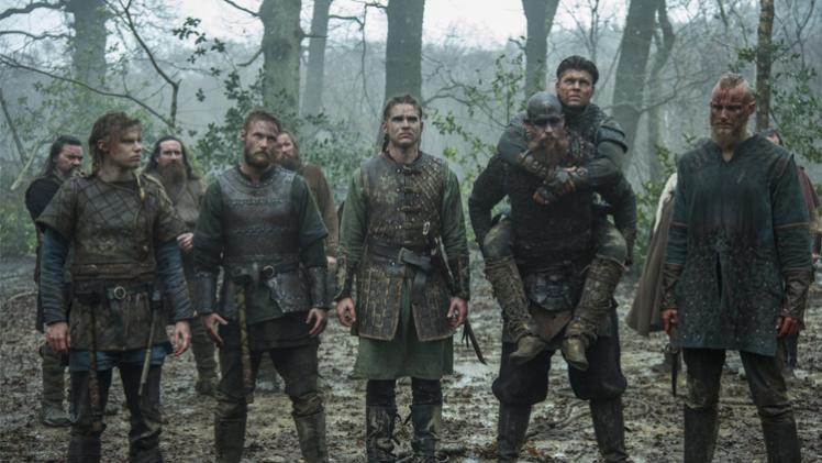 Vikings - Ragnar's sons
