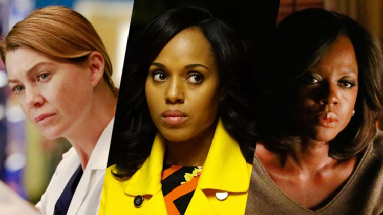 Grey's Anatomy, Scandal e How to Get Away With Murder renovadas