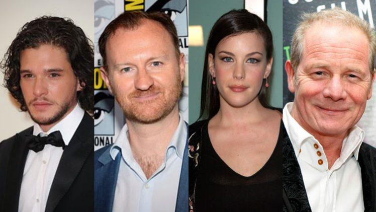 Kit Harington, Mark Gatiss, Liv Tyler e Peter Mullan em novo projeto da BBC Drama