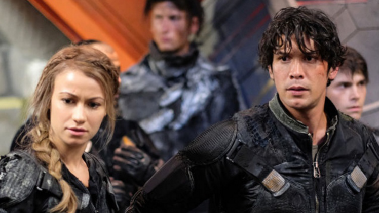 The 100 - 04x02