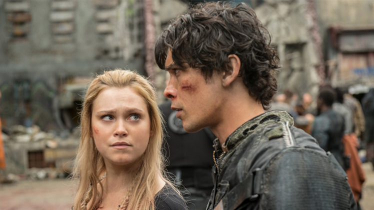 The 100 - 04x01