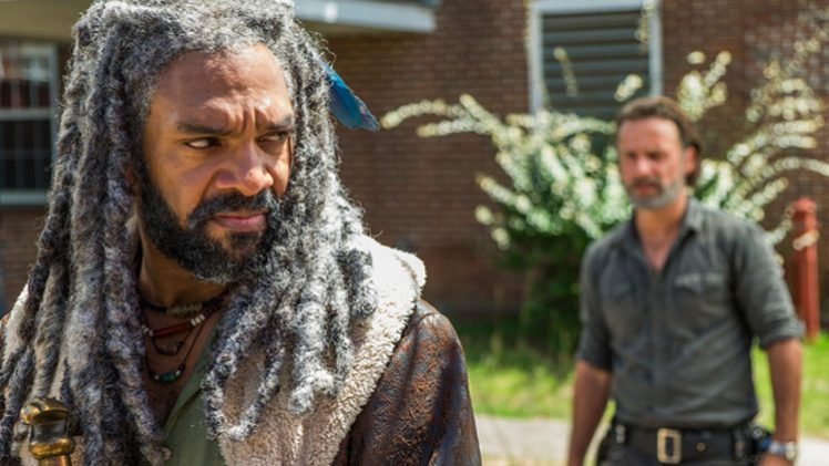 The Walking Dead – 07x09 – Rock in the Road